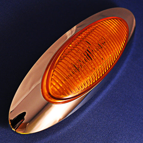 M1 Generation Amber 16 diode LED millennium-style marker light