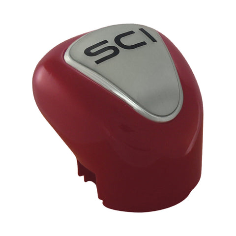 """Classic Red"" plastic gear shift knob for Eaton Fuller transmissions"