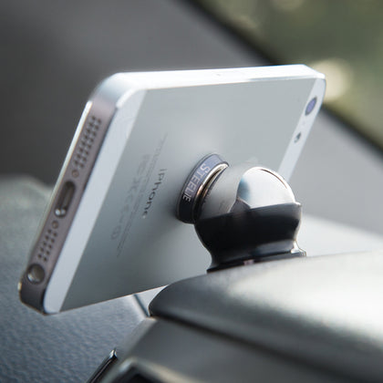 """Steelie"" universal cell phone dashboard holder kit"
