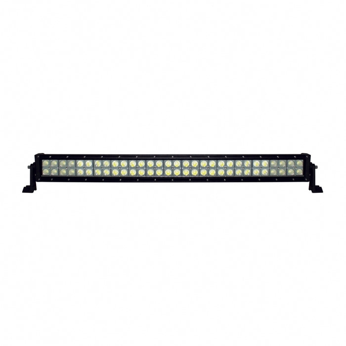 """Competition Series"" White 34"" high-powered 60 diode LED light bar - 12600 lumens"