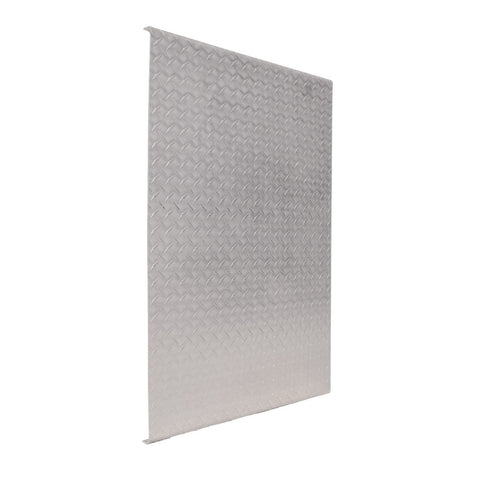 "24"" aluminum diamond plate catwalk cover/deck plate"