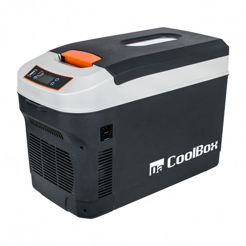 """Da Coolbox"" thermoelectric cooler/warmer - 23 quart capacity"