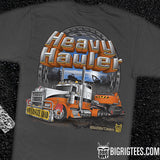 Heavy Hauler trucker tee shirt
