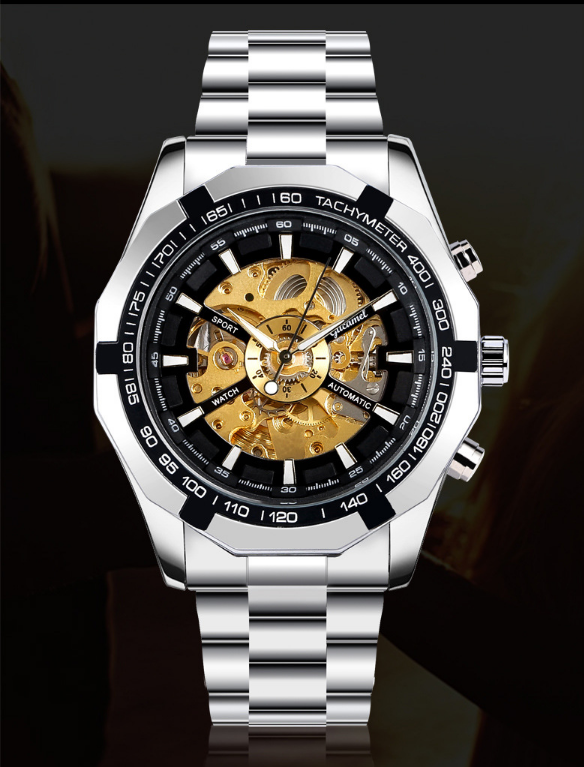 2020 Top Brand Business Automatic Mechanical Watch
