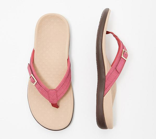 VlONlC Thong Sandals with Buckle Detail - BUY 2 GET FREE SHIPPING