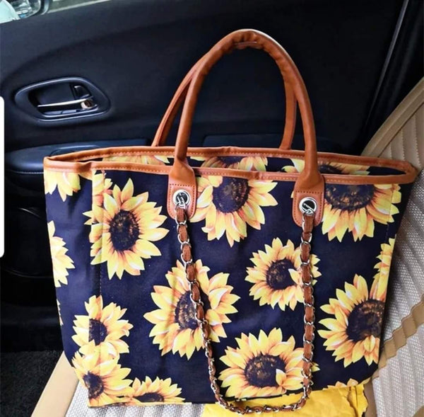 Sunflower Shoulder Bag