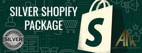 Silver Shopify Package