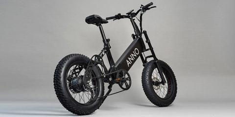 Annobike A1 Is The  Electric Bicycle Model Series