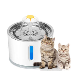 Automatic Cat Water Fountain Awesome Pet Product