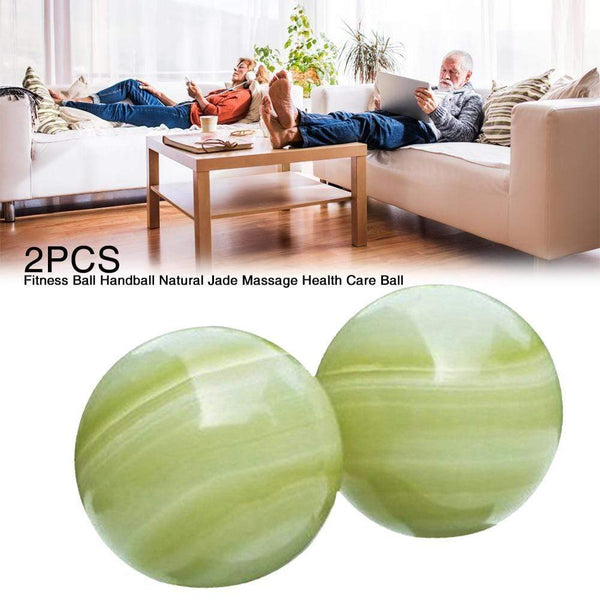2PCS Fitness Balls Antistress Massage Ball For Health Care HOBBY-LIFESTYLE HEALTH