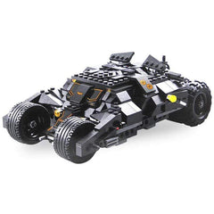 CoolStuffHouse Batman Race Truck Lego