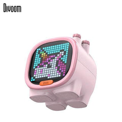 CoolStuffHouse Bluetooth Speaker Portable Speaker and Alarm Clock Cool Stuff to Buy CHINA / Pink / Speaker