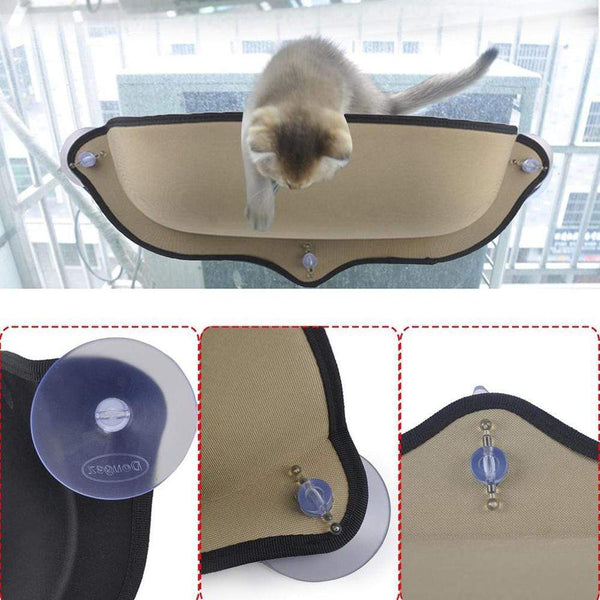 Comfortable Window Cat Bed for Pets PET PRODUCTS CAT PRODUCTS