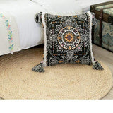 CoolStuffHouse Decorative Tassel Pillow Cover Cool Stuff to Buy picture color 5
