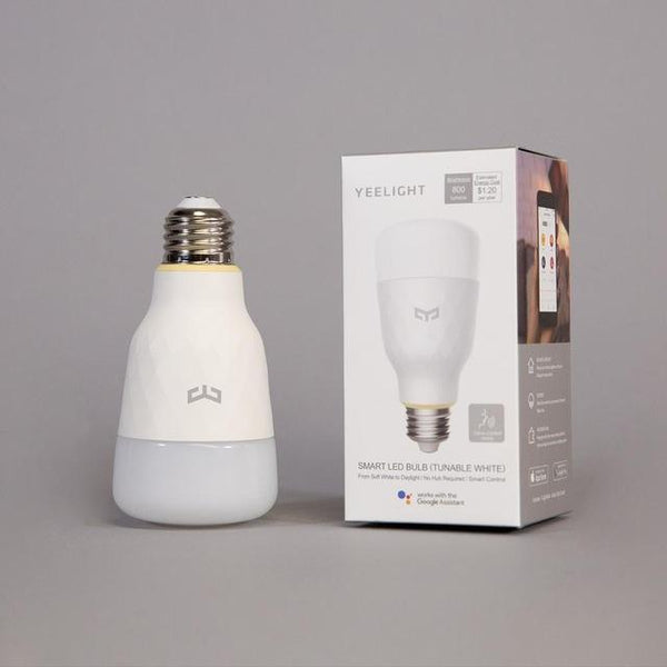 Xiaomi Yeelight Smart LED Bulb HOME-GARDEN LAMPS