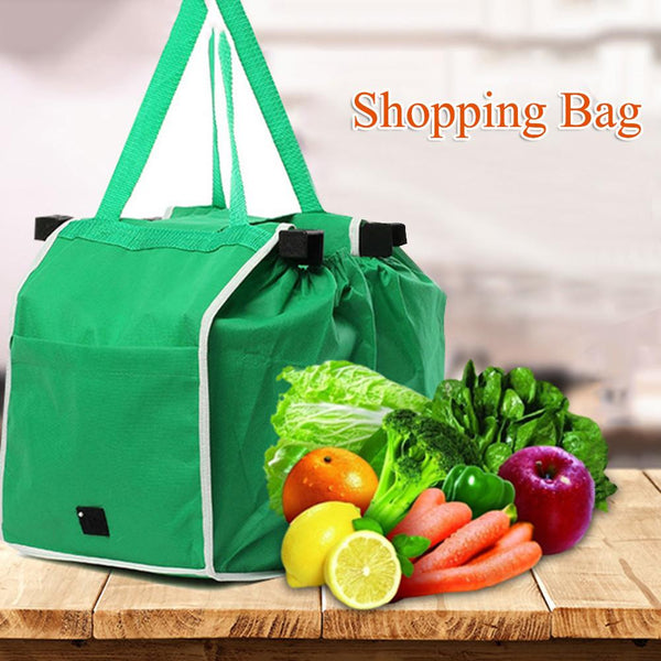Green Cloth Foldable Shopping Bag Awesome Thing For Buy HOBBY-LIFESTYLE OUTDOOR