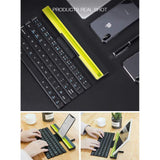 CoolStuffHouse Foldable Mini Computer Keyboard Awesome Stuff For Phone Tablet Laptop