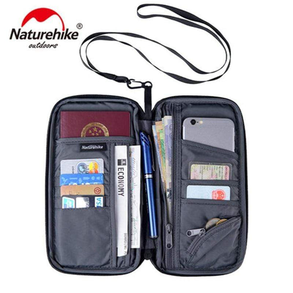 Naturehike Multifunctional Wallet For Travel Passport HOBBY-LIFESTYLE OUTDOOR