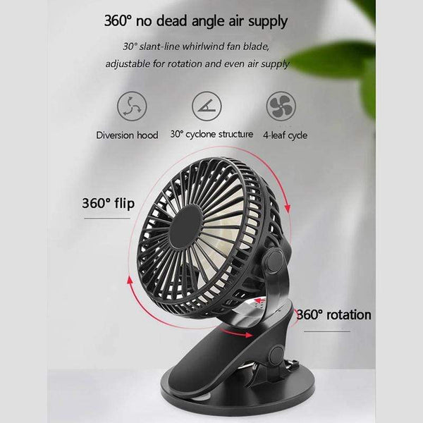 Mini Portable Handheld USB Ventilation Fan Must Have Gadgets To Office HOME-GARDEN OUTDOOR