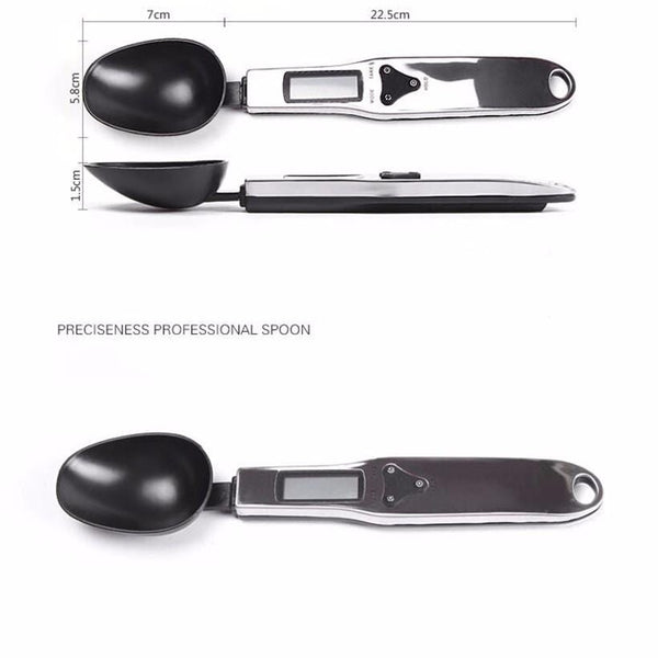Portable Sensitive Spoon Scale HOME-GARDEN KITCHEN