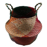 CoolStuffHouse Seagrass Decorative Wicker Storage Basket Awesome Thing for Home