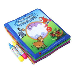 CoolStuffHouse TOYS Baby Kids Story Cloth Book Awesome Thing for Children Early Education