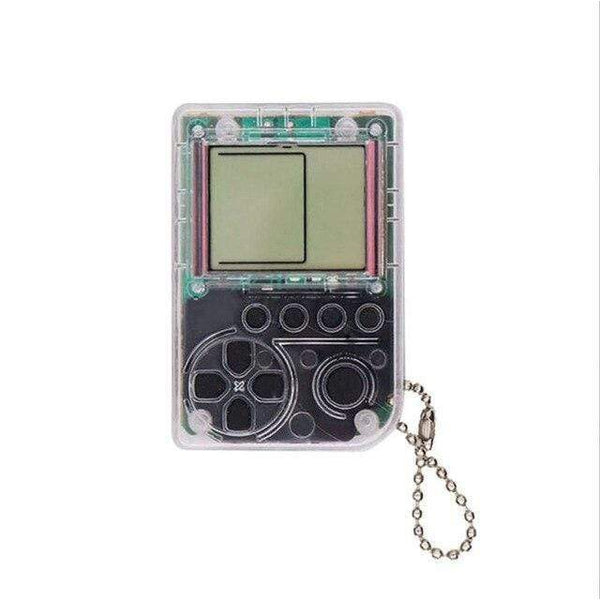 Mini Tetris Consol Game Keychain To Buy Cool Things For Kids FUN-GAMES TOYS