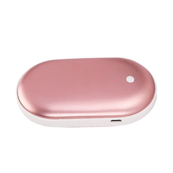 USB Rechargeable Electric Pocket Hand Warmer TECH GADGETS USB GADGETS