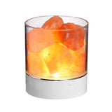 CoolStuffHouse USB Rechargeable Himalayan Salt LED Lamp