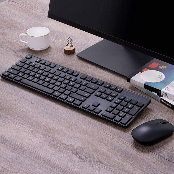 Xiaomi Wireless Keyboard & Mouse Set Best Thing to Buy for Your Office TECH GADGETS COMPUTER