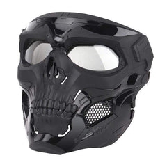 FUN-GAMES PARTY Halloween Scary Skull Mask B / CHINA