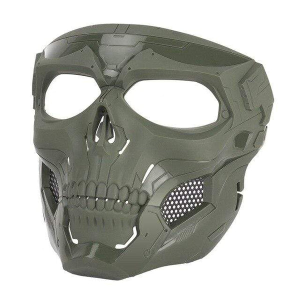 Halloween Scary Skull Mask Gag Toys Cool Stuff to Buy FUN-GAMES PARTY