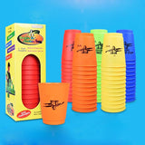 FUN-GAMES PUZZLES Fast Lap Magic Cup Game Best Selling to Game Buy