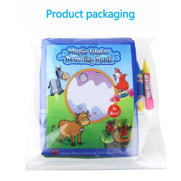 Baby Kids Story Cloth Book Awesome Thing for Children Early Education FUN-GAMES TOYS