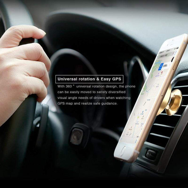 Car Magnetic Phone Holder HOBBY-LIFESTYLE CAR ACCESSORIES