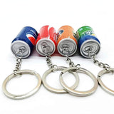 HOBBY-LIFESTYLE CLOTHING ACCESSORIES Creative Mini Beverage Keychain Accessories Attractive Stuff to Buy