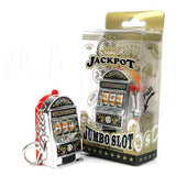 HOBBY-LIFESTYLE CLOTHING ACCESSORIES Mini Casino Slot Keychain A Luminous Object to Buy