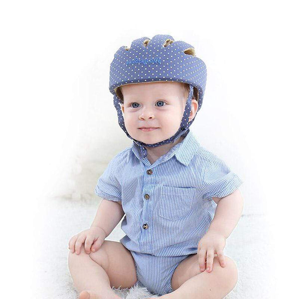 Protective Baby Helmet Learn Walk Adjustable Safety Headguard for Kids HOBBY-LIFESTYLE CLOTHING ACCESSORIES