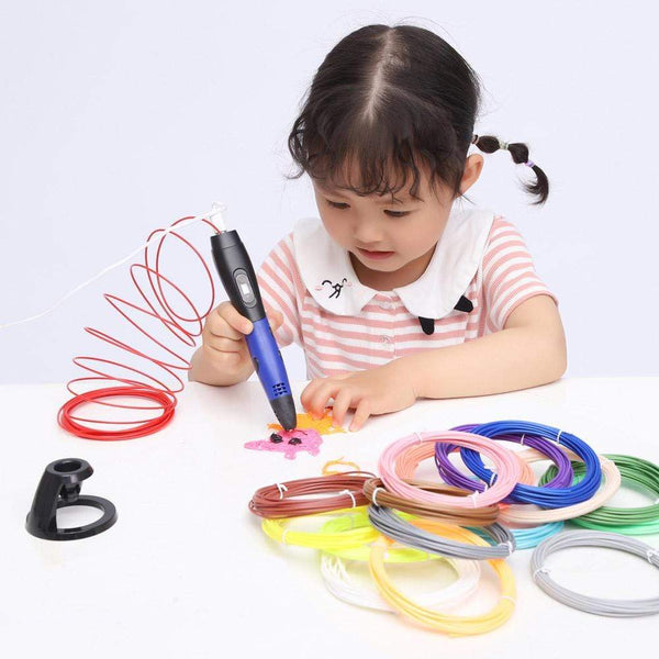 3D Printing Pen Cool Gadget for Kids Teens Adults and Creators HOBBY-LIFESTYLE CREATIVE