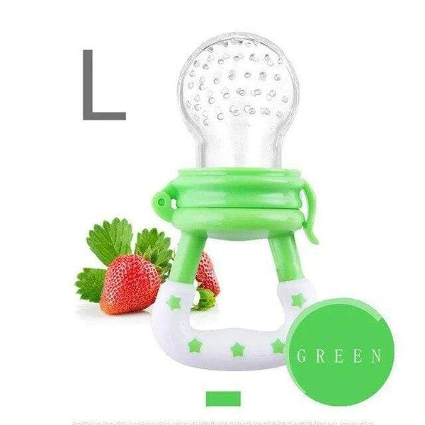 Fresh Fruit Food Nourishing Baby Pacifier Cool Stuff To Buy HOBBY-LIFESTYLE HEALTH