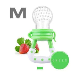HOBBY-LIFESTYLE HEALTH Fresh Fruit Food Nourishing Baby Pacifier Cool Stuff To Buy Green M