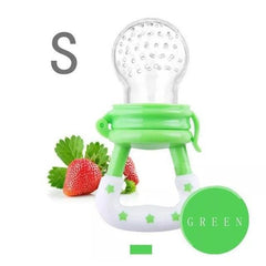 HOBBY-LIFESTYLE HEALTH Fresh Fruit Food Nourishing Baby Pacifier Cool Stuff To Buy Green S