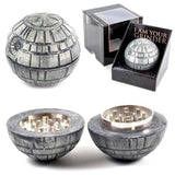 Star Wars Herbal Tobacco Grinder Cool Stuff 3 Pieces Alloy Hand Crusher