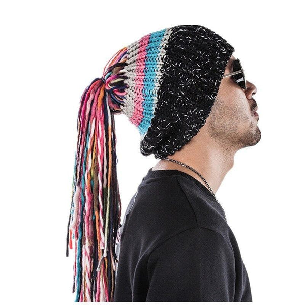 Cool Gift Street Fashion Handmade Knitted Hat HOBBY-LIFESTYLE OUTDOOR