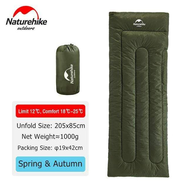 Naturehike Sleeping Bag Awesome Stuff for Camping HOBBY-LIFESTYLE OUTDOOR