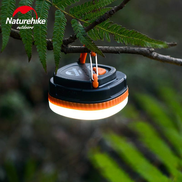 NatureHike LED  Camping Tent Light Waterproof Outdoor HOBBY-LIFESTYLE OUTDOOR