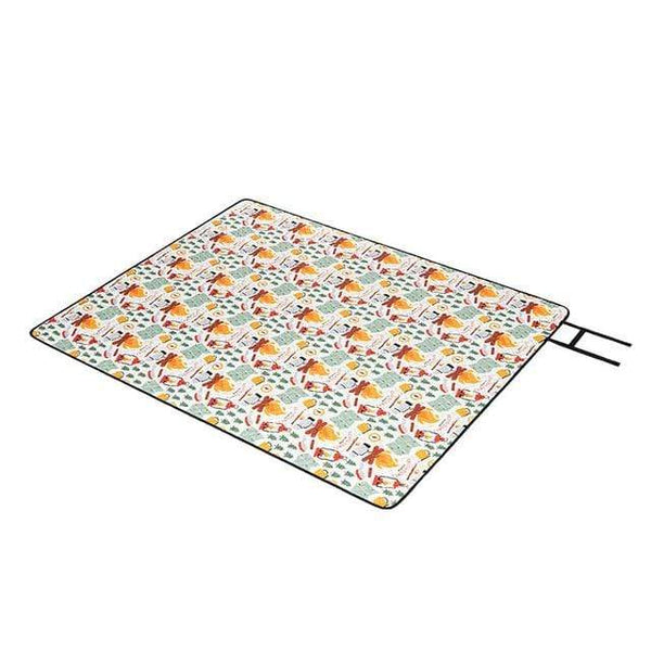 Naturehike Outdoor Picnic Mat Awesome Camping Thing to Buy HOBBY-LIFESTYLE OUTDOOR