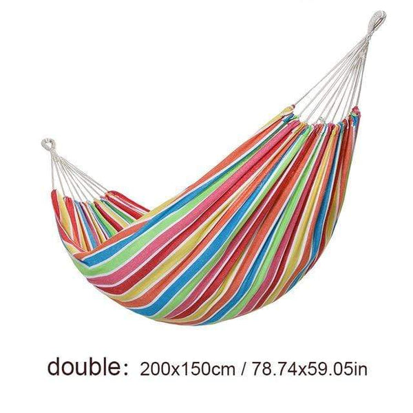Portable Hanging Hammock Cool Things to Buy HOBBY-LIFESTYLE OUTDOOR