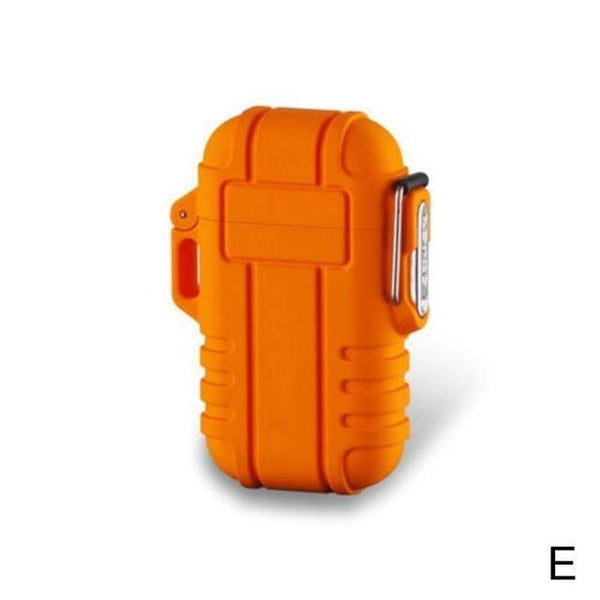 Rechargeable Electronic Camping Lighter Multifunctional Stuff HOBBY-LIFESTYLE OUTDOOR