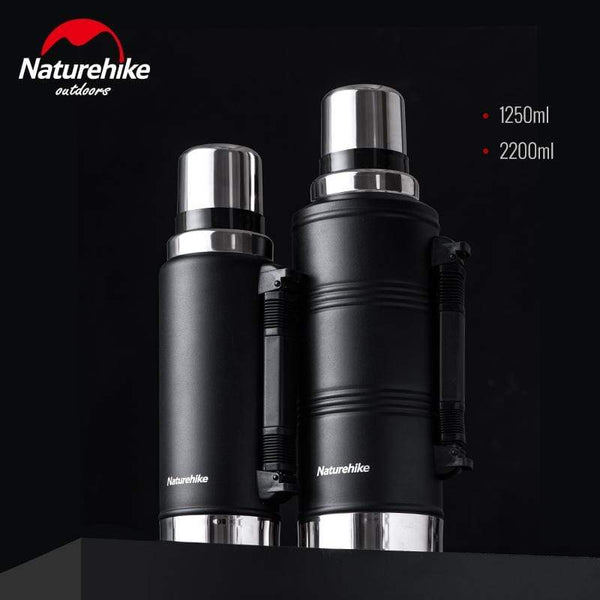 Stainless Steel Double Layer Vacuum Thermos Travel Outdoor Gadgets HOBBY-LIFESTYLE OUTDOOR